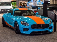 Customized Mercedes-AMG GT