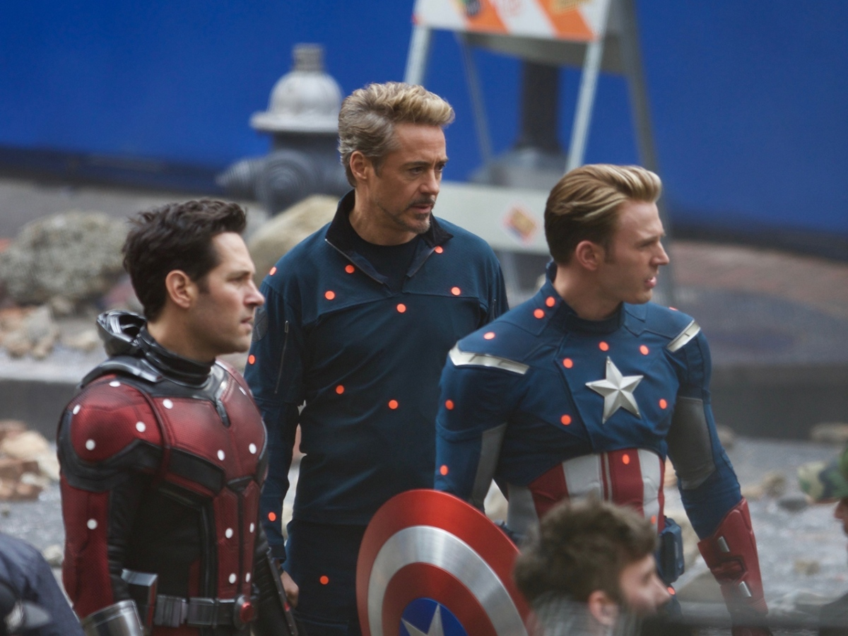 Avengers 4  Photos  Captain America a4dfecdb3e