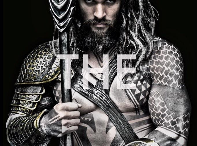 Turns Out 'Aquaman' Is a Muscle-Bound Beast