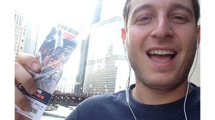 #ChicagoforOne: New Yorker Celebrates Buddy's Bachelor Party Alone