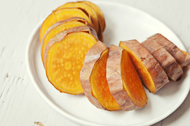 6. Baked Sweet Potato