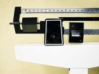 Balance-Beam Doctor's Scale