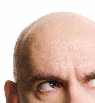 Hairless Mouse Offers Hope for Bald Men