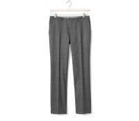 Gray Wool Trouser – Banana Republic