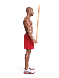 Band Triceps Extension