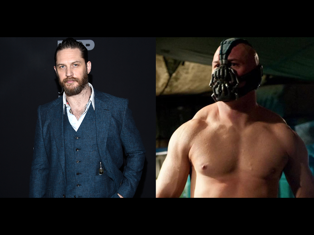 Build Crime-Fighting Pecs With Tom Hardy's Press-Up Complex