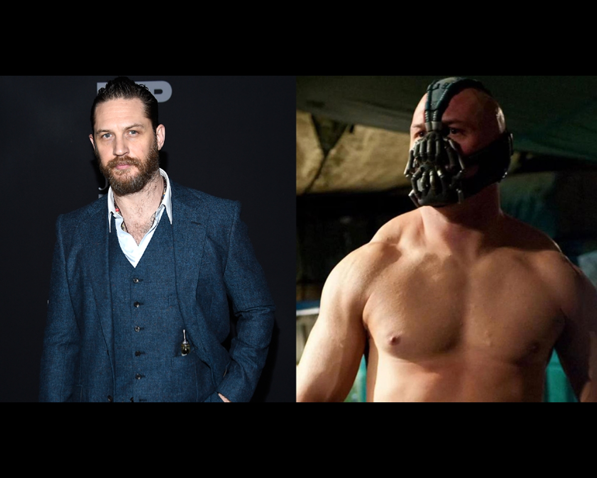 tom hardy says he s paying the price for his incredible bane body