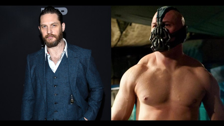 Truth Behind Tom Hardy's Extreme Body Transformation