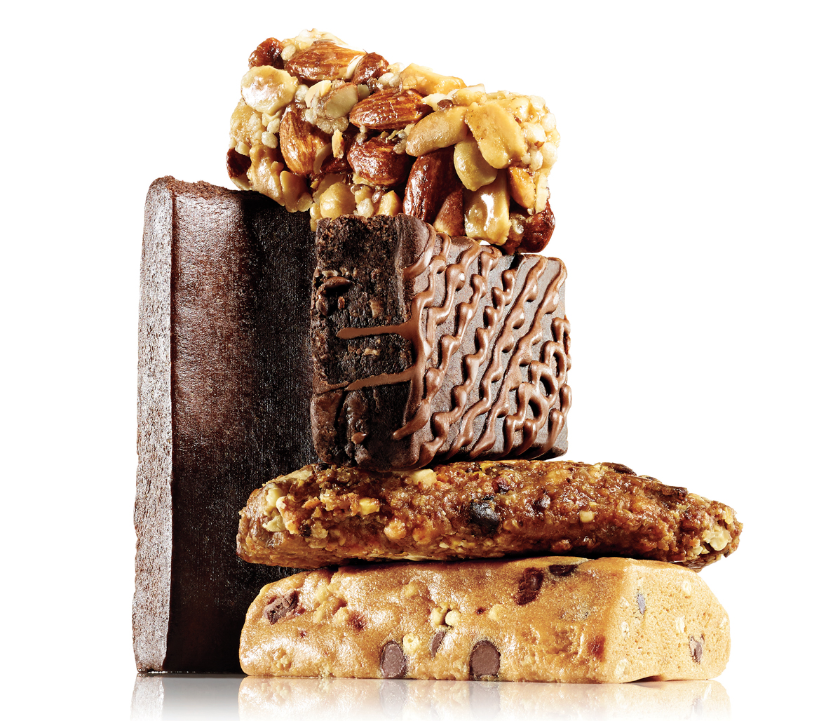 6 Healthy Protein Bars for On-the-go Nutrition Men's Fitness
