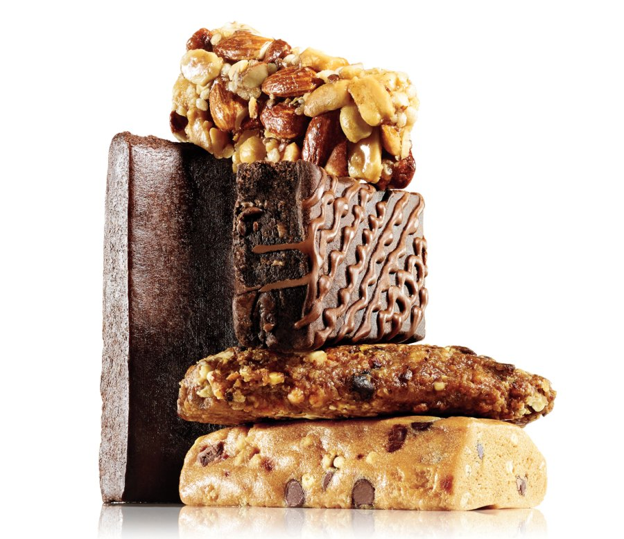 6 Protein Bars for On-the-go Nutrition