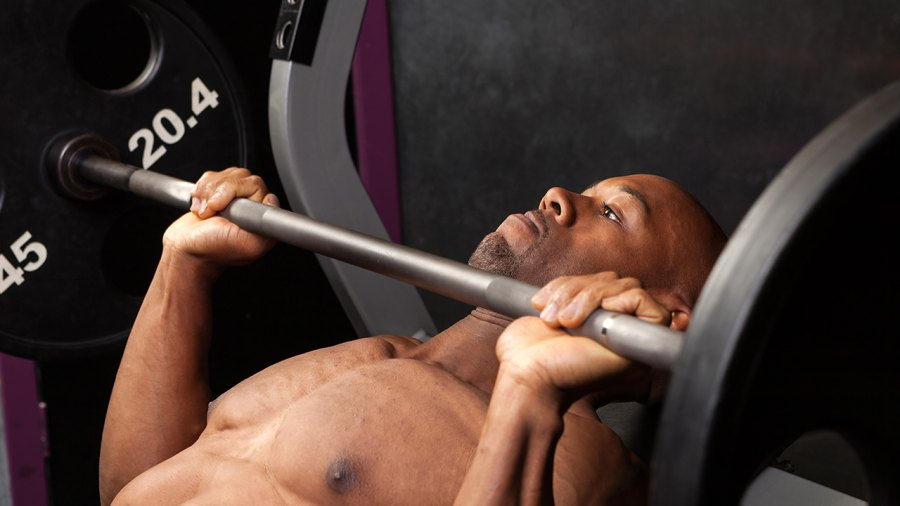 The bench press workout routine to build all-around strength