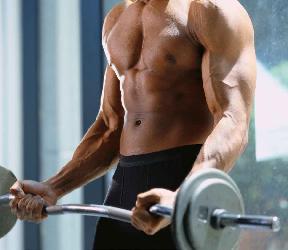Pumped Up Shoulder and Arm Workout - Big Arms