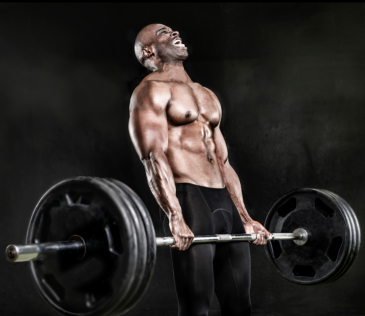 Gym guys want more than training