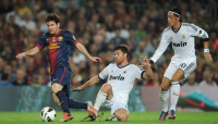Epic Battle Between Messi and Ronaldo Left Unsettled