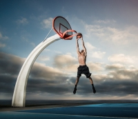 Weekend Warrior: Pickup Basketball