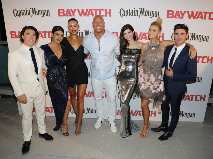 Photos: the 'Baywatch' World Premiere