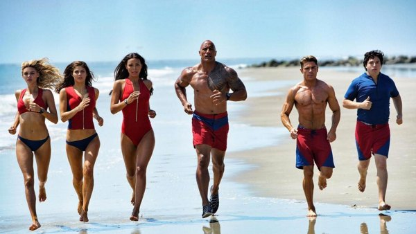 Photo gallery: 'Baywatch' cast's sizzling posters