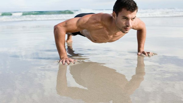 Get Ripped on the Beach