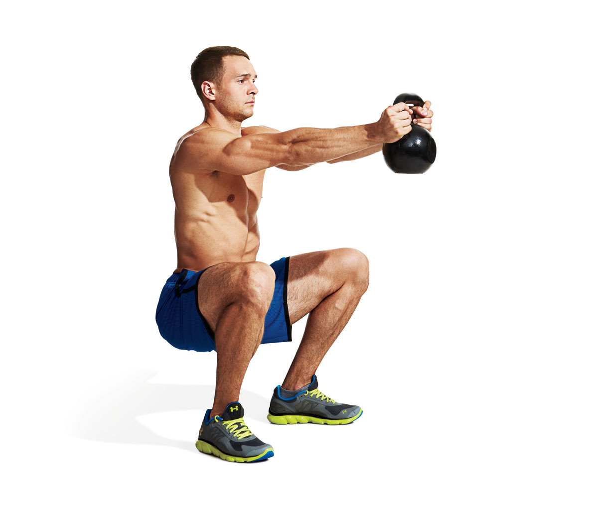 5 High Intensity Interval Weight Loss Workouts With Kettlebells