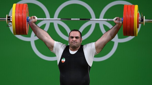 Weightlifting World Records Fall at Olympics