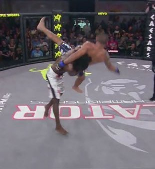 Bellator 68: Blood, Sweat and a New Champ