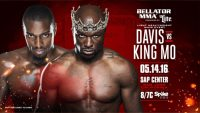 Tune in to See Davis/Lawal at Bellator 154 on May 14