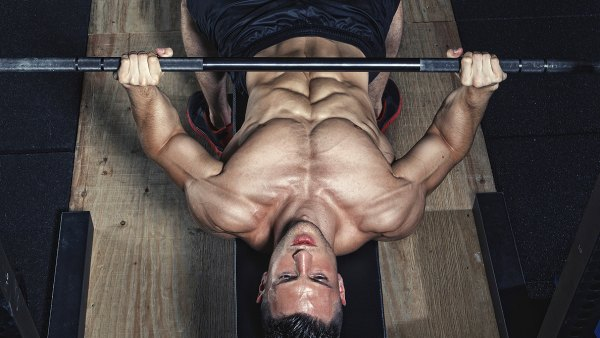 Instantly Increase Your Bench Press