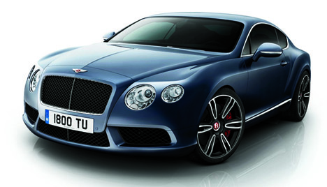 Review:  2013 Bentley Continental GT V8