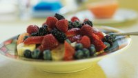 Berries Can Protect Men Against Parkinson's