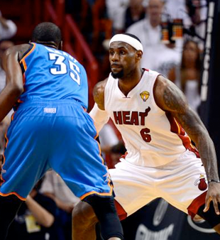 The Best Moments of the 2012 NBA Finals