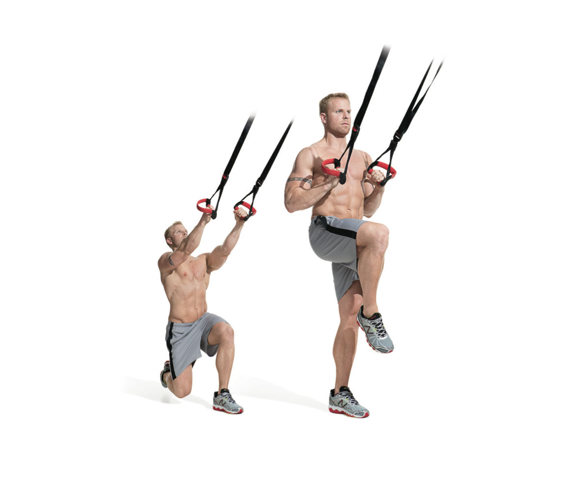 The Best Suspension Trainer Workout