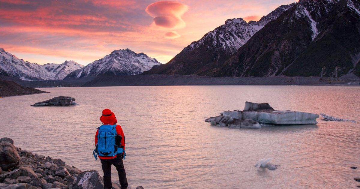 Most extraordinary day hikes in the world