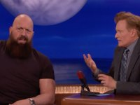 Big Show on Conan