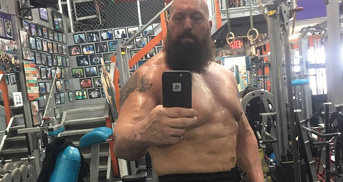 A giant with abs': How WWE's Big Show transformed his body in the gym, lost  weight, and finally revealed a six-pack