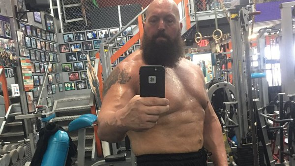 How Big Show transformed his body