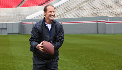 NFL's Bill Cowher Leads Melanoma Campaign