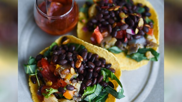 Recipe: How to Make Vegan Black Bean Tortillas