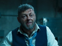 Andy Serkis stars in Black Panther