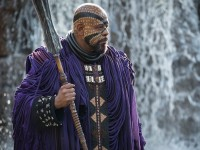 Forest Whitaker stars in Black Panther