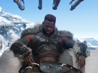Winston Duke stars in Black Panther