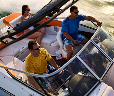 Top 10 States for Boating
