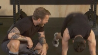 Bob Harper's Hardcore CrossFit Workout [VIDEO]
