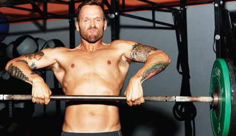Can Bob Harper Survive Our Cover Shoot? [VIDEO]