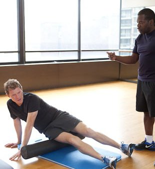 How Bobby Flay Stays Fit