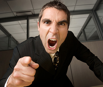 Dealing With a Hellish Boss