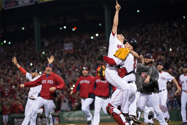 The 11 Most Memorable MLB World Series Wins