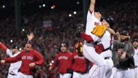 Boston Red Sox Win the World Series [VIDEO]