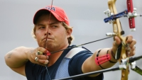 Archer Brady Ellison Aims for Gold in the 2012 Olympics