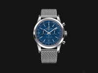 Blue Faces: The Latest Trend in Men's Watches