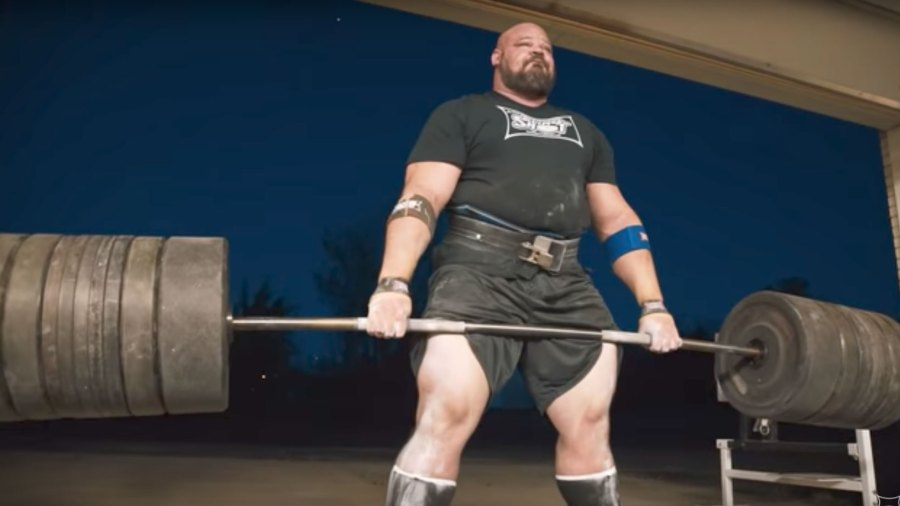 Brian Shaw's 12,000-calorie Strongman Training Nutrition Plan